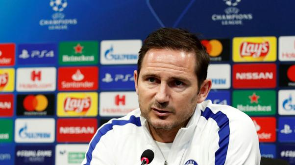 Chelsea cannot afford Valencia defeat, says Lampard