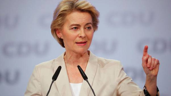 Incoming EU chief wants to three trillion euro climate investment - FAZ