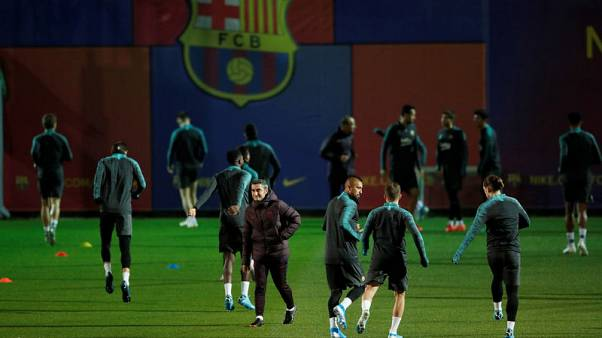 Barca being asked to 'give a masterclass in every game' - Valverde