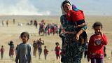 U.N. investigators eye 160 Islamic State militants over Yazidi massacres