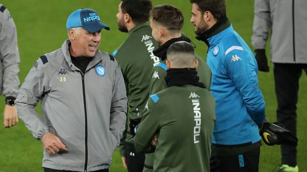 Ancelotti says there is harmony in the Napoli squad
