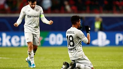 Leverkusen beat Lokomotiv 2-0 to keep qualifying hopes alive