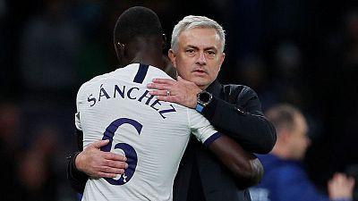 Tottenham hit back to beat Olympiakos in Mourinho's home bow