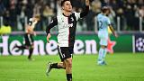 Dybala's stunning free kick gives Juve win over Atletico