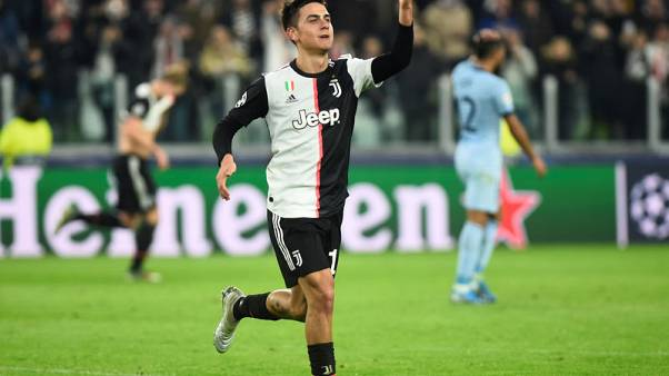 Dybala's stunning free kick gives Juve win over Atletico