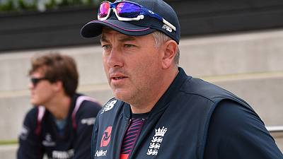 Bereaved England coach Silverwood to head home from New Zealand