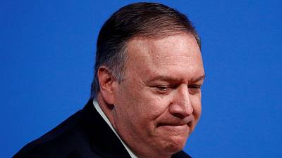 Pompeo urges Egypt to respect freedom of press after journalist detentions
