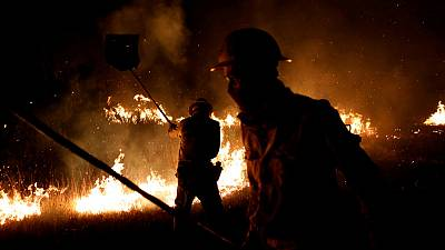 Brazil arrests volunteer firefighters in Amazon blazes, but critics cry foul