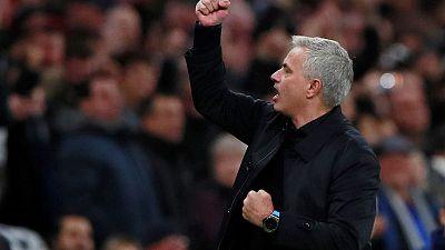 Mourinho masterstroke pays off as Tottenham hit back to win