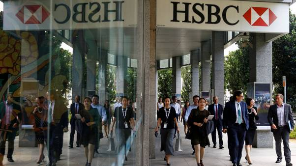 HSBC private banking sees double-digit asset, revenue growth on Asia boost