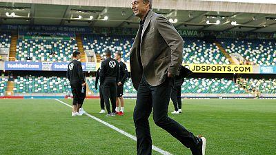 Klinsmann takes over at Hertha until end of season