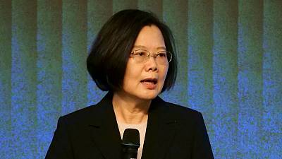 Taiwan asks banks to ensure enough dollars in case of election nerves