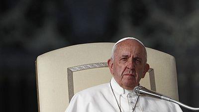 Pope names new financial regulator following police raid