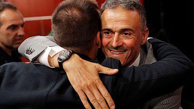 Luis Enrique took decision to sack 'disloyal' Moreno