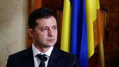 Ukrainian president says central bank head 'is protected'