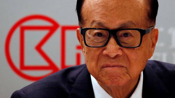 Exclusive: In face of criticism, Hong Kong tycoon Li Ka-shing says he's getting used to 'punches'