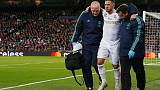 Real's Hazard has bruised ankle, should make 'Clasico'