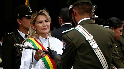 Bolivia reforges U.S. ties as political alliances redrawn