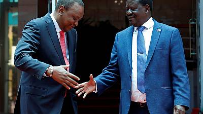 Kenyan government report proposes more posts to tackle election violence
