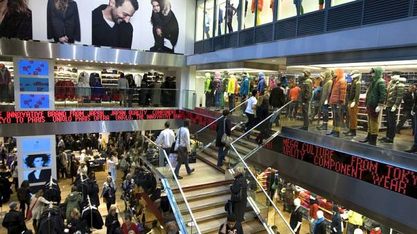 French consumer confidence hits highest level since Macron took office