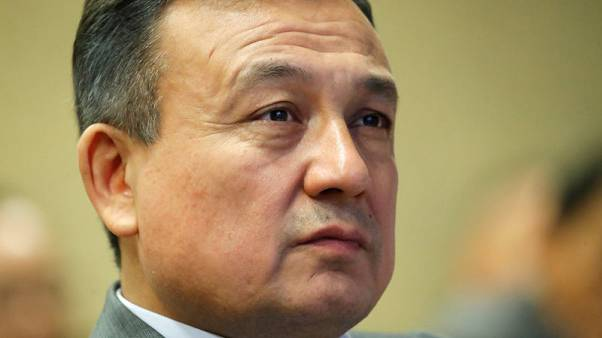 No excuse for silence on China's camps for Uighurs - exiled leader