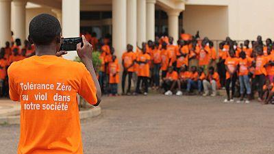 Unis pour dire ''Stop'' aux violences basées sur le genre en Centrafrique
