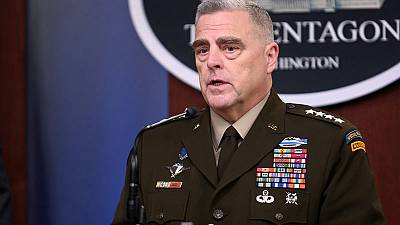 Chances of successful Afghanistan peace talks higher than before -U.S. general