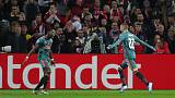 Ziyech magic steers Ajax to vital win at Lille