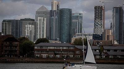 UK business services profits down by most in eight years - CBI
