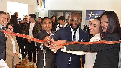 Nouveau centre de conseil EducationUSA au World Learning : le nombre d'Algériens qui étudient aux États-Unis bat un record