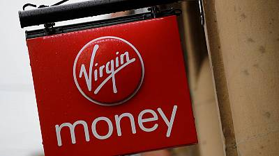 Virgin Money UK posts lower annual profit, cancels dividend