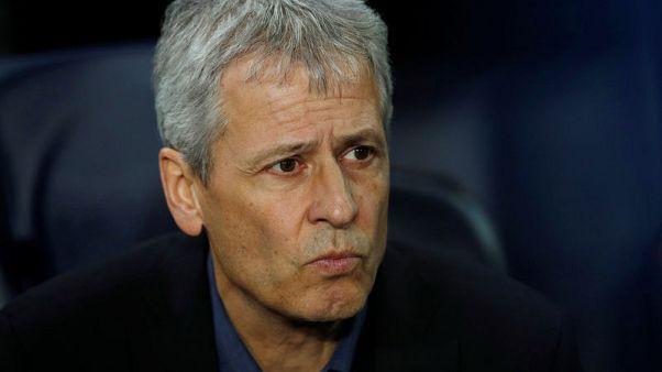 Last-chance saloon for Dortmund's Favre as Klinsmann's Hertha await