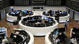 European shares retreat as Hong Kong bill spurs trade tensions again
