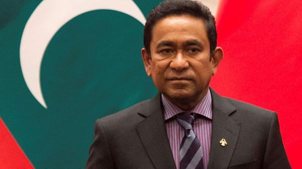 Maldives court gives former president Yameen five-year prison term for money laundering