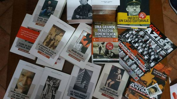 Italy uncovers plot to create new Nazi party