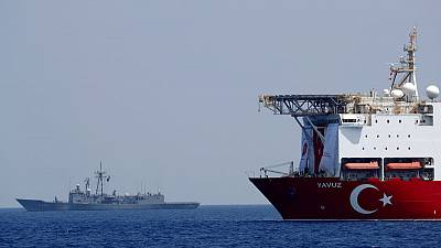 Turkey signs maritime boundaries deal with Libya amid exploration row