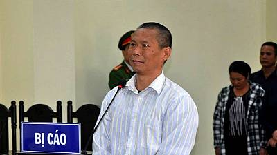Vietnam jails third activist this month in crackdown on Facebook posts