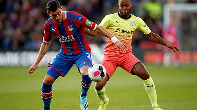 Palace's Ward faces weeks out with knee injury - Hodgson