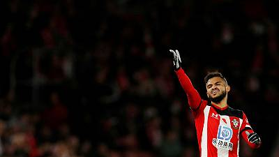 Southampton's Boufal doubtful after kitchen table injury