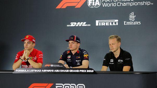 Brazilian GP collision won't happen again, says Leclerc