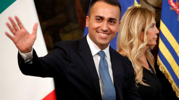 "Italy's 5-Star wants to ""improve"" ESM reform - leader Di Maio"