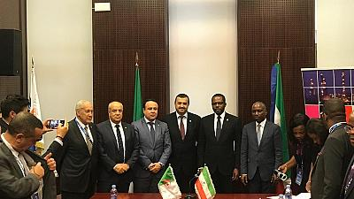 Algeria's Sonelgaz and Equatorial Guinea's Sonagas sign a Cooperation Agreement in the Gas Sector