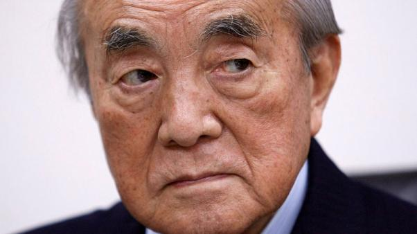 Former Japanese Prime Minister Yasuhiro Nakasone dies at 101 - NHK