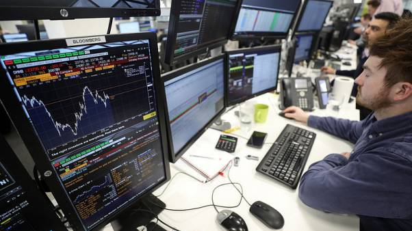 FTSE 100 lower as trade angst persists; Ocado outperforms