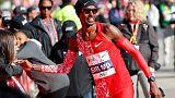 Farah back on track for 10,000m target at Tokyo Games