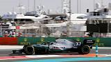 Bottas sets the pace in Abu Dhabi as Vettel crashes