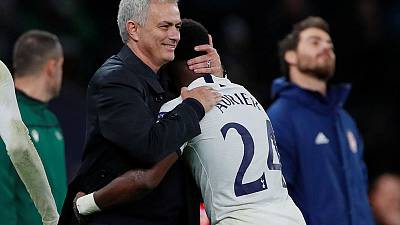 Mourinho says he would not swap Spurs for any club now