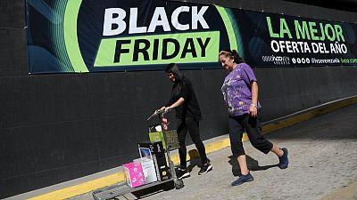 Black Friday comes to Venezuela as socialist government loosens controls