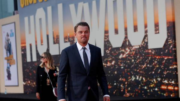 Brazil's president accuses actor DiCaprio of paying to burn the Amazon