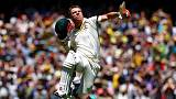 Australia declare at 589-3 after Warner gets triple-century